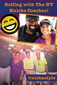 Nisha_Style_Golfing_NY_Knicks_Coaches
