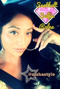 Seatbelt_Selfie_Nisha_Style